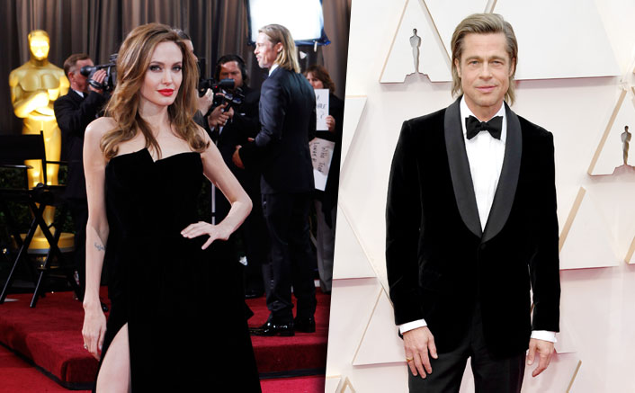 Brad Pitt Is A Happy Man After Angelina Jolie's Lawyer Drops Out Of The Custody Battle! Scoop Inside