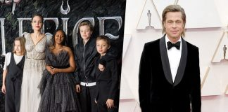 Angelina Jolie Or Brad Pitt - Who Will The Kids Spend The Christmas With?