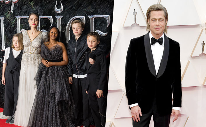 Angelina Jolie Or Brad Pitt - Who Will The Kids Spend Christmas With?