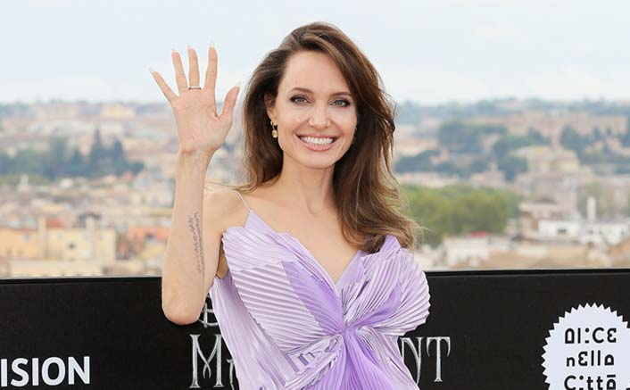 Angelina Jolie To Educate Young Minds About Protesting Rights In A New Book With Amnesty International