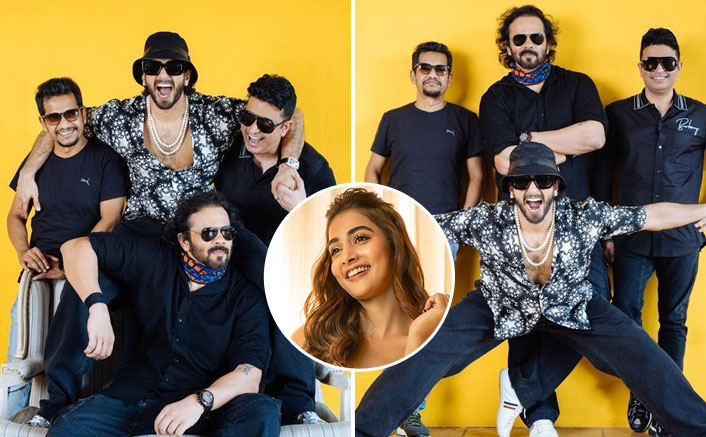 Cirkus: Ranveer Singh & Rohit Shetty's Angoor Remake Gets Its Title, Pooja Hegde Joins The Party - Deets Inside