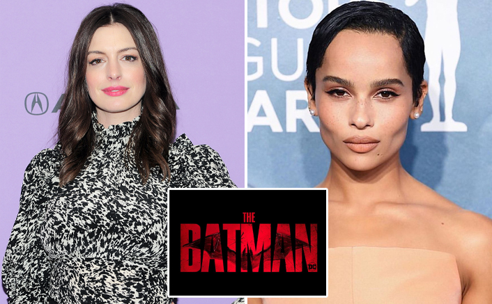 """Anne Hathaway On Zoe Kravitz Playing Catwoman In The Batman: """"I Thought She Was A Perfect Choice"""""""