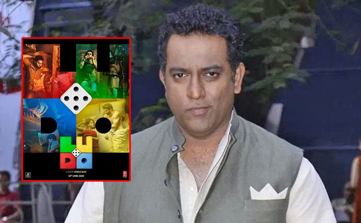 """Ludo Is Unlike ANY Film I Have Made Before"": Anurag Basu"