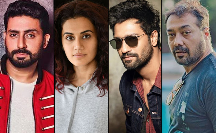 Manmarziyaan 2 In The Pipeline For Anurag Kashyap Ft. Taapsee Pannu, Vicky Kaushal, Abhishek Bachchan?