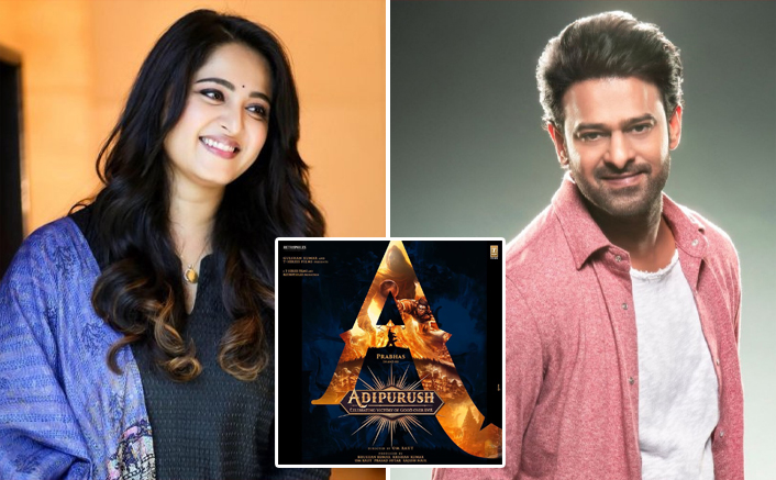 Adipurush: Anushka Shetty Opens Up On Rumours Of Starring Alongside Prabhas