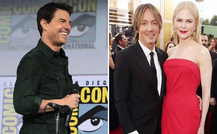 Aquaman Actress Nicole Kidman Found Her Guardian Angel In Keith Urban Post Divorce With Tom Cruise