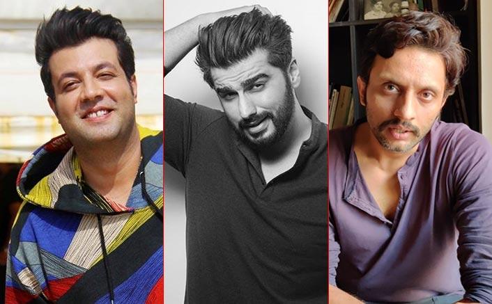 Arjun Kapoor, Varun Sharma and Zeeshan Ayub take Chhalaang's #CareNiKardaRapChallenge to the next level