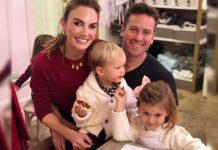 Armie Hammer Files for Joint Custody For Kids With Estranged Wife Elizabeth Chambers