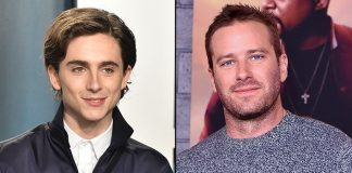 Armie Hammer's Comments On Timothee Chalamet's Latest Post Cannot Be Missed!