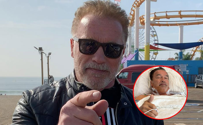 Arnold Schwarzenegger Undergoes Heart Surgery & He Is Feeling Fantastic Now