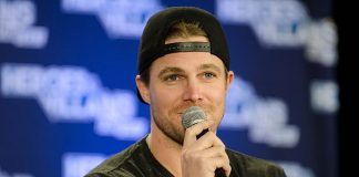 Arrow star Stephen Amell reveals he tested Covid positive