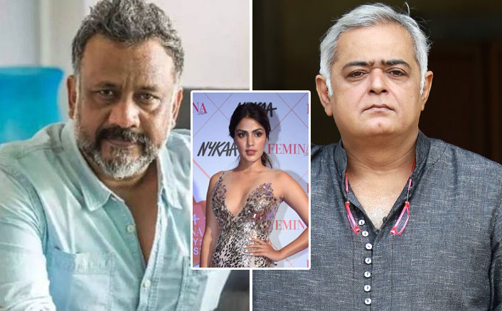 As Rhea Chakraborty stays in custody, Anubhav Sinha and Hansal Mehta express concern