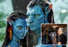 Avatar 2: Director James Cameron Learns The Film's Na'visign Language; Watch Pic