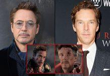 Avengers: Endgame: THIS Scene Between Robert Downey Jr's Iron Man & Benedict Cumberbatch Was NOT Scripted, WHOA!