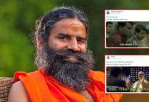Baba Ramdev Falling From Elephant Give Rise To These Many Hilarious Panchayat, Nayak & Bollywood Memes