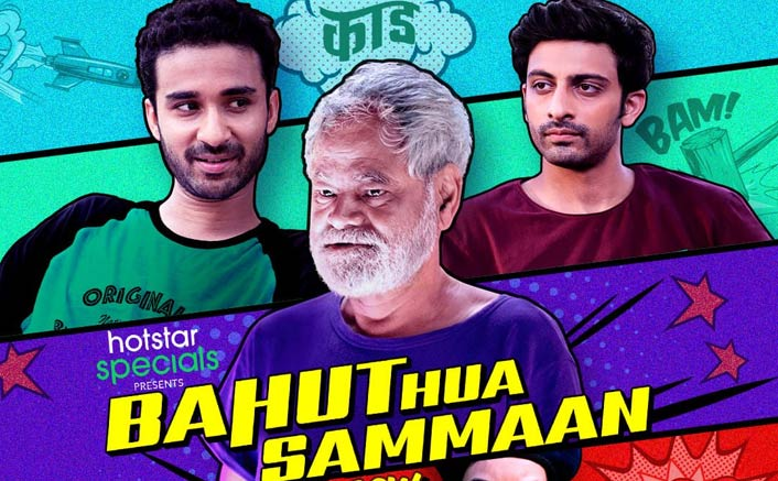 Bahut Hua Sammaan Movie Review: Pops The Pop-Culture Like No Other Bollywood Movie Has Done Before!