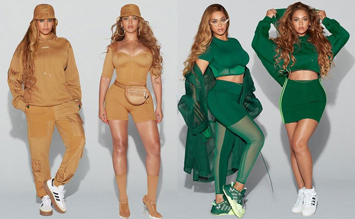 Beyonce's New Adidas X Ivy Park Collection Is Here & We STAN This 'Brown Skin Girl'