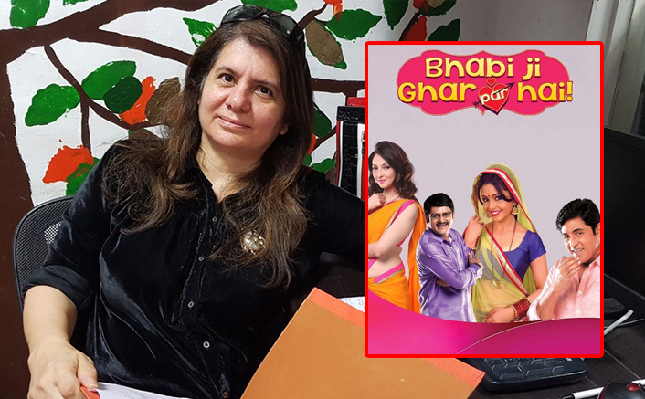 "Bhabiji Ghar Par Hain Producer Binaifer Kohli On Donating Plasma: ""We Will Try & Save As Many Lives As I Can By Doing So"""