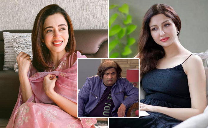 Bhabiji Ghar Par Hain EXCLUSIVE! Nehha Pendse Replacing Saumya Tandon? Anup Upadhyay AKA David Mishra Clears The Air