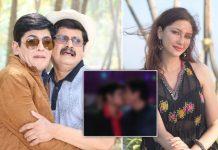 Bhabiji Ghar Par Hain: Aasif Sheikh & Rohitashv Gour Lock Lips, Saumya Tandon's Reaction Is Relatable!