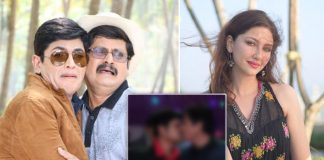 Bhabiji Ghar Par Hain: Aasif Sheikh & Rohitashv Gour Lock Lips, Saumya Tandon's Reaction Is Relatable!