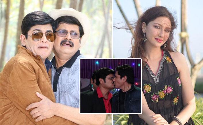 Bhabiji Ghar Par Hain: Aasif Sheikh & Rohitashv Gour Lock Lips, Saumya Tandon's Reaction Is Relatable!(Pic credit: Instagram/saumyas_world_, rohitashvgour)