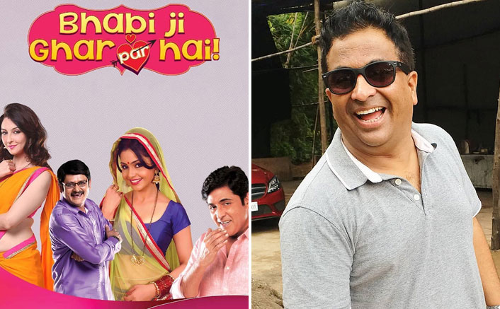 Bhabiji Ghar Par Hain: Here's How Much Anup Upadhyay AKA David Mishra Earn From The Show