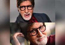 Big B shares funny conversation with a 'friend'