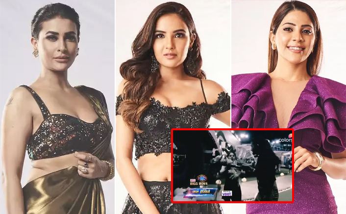 Bigg Boss 14: Pavitra Punia & Jasmin Bhasin Get Furious On Nikki Tamboli, Threaten To Kick Her