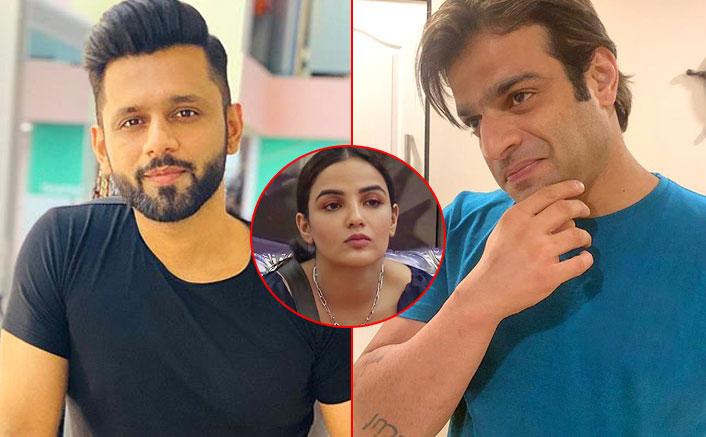 """Bigg Boss 14: Karan Patel SLAMS Rahul Vaidya & Says, """"Beta, Kabhi Mardon Pe Bhi Zor Aazma Liya Kar"""""""