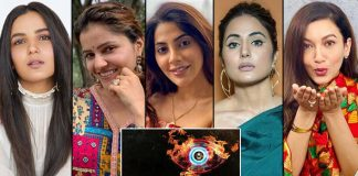 Bigg Boss 14: Rubina Dilaik & Jasmin Bhasin Makes Fun Of Nikki Tamboli For Touching Hina Khan & Gauahar Khan's Feet