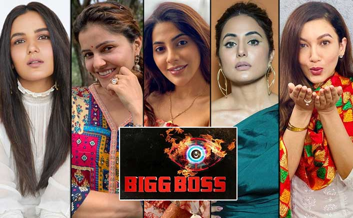 Bigg Boss 14: Rubina Dilaik & Jasmin Bhasin Make Fun Of Nikki Tamboli For Touching Hina Khan & Gauahar Khan's Feet