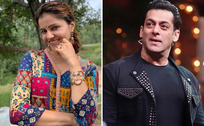 Bigg Boss 14: Rubina Dilaik Stands AGAINST Salman Khan Over 'Samaan' Remarks, Netizens Call Her Strong!