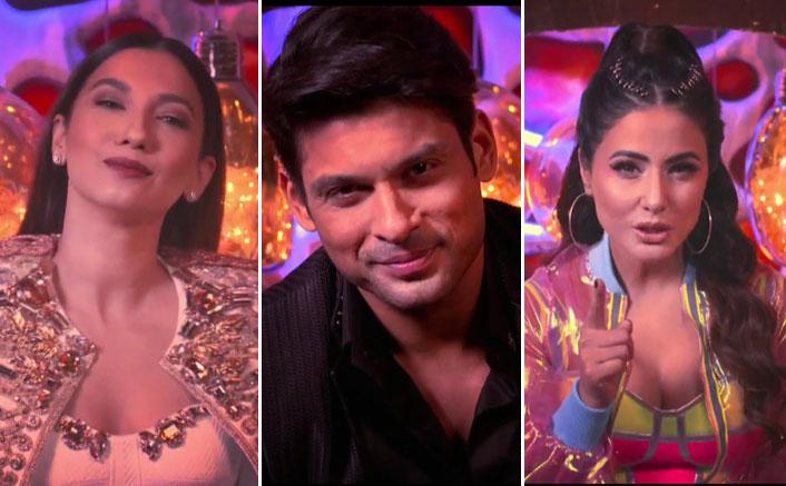 Bigg Boss 14: Salman Khan Is Back, Gauahar Khan, Hina Khan & Sidharth Shukla Make Smashing Entries!(Pic credit: Twitter/Voot Select)