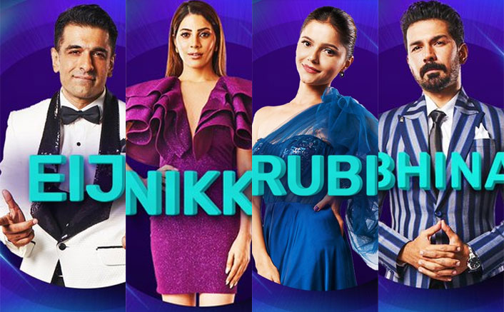 Bigg Boss 14 Live Updates: Abhinav Shukla & Rubina Dilaik Enter As A Sizzling Couple!