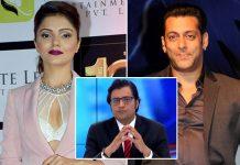 Bigg Boss 14: Salman Khan Takes A Subtle Dig At Arnab Goswami While Reprimanding Rubina Dilaik