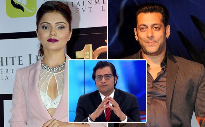 Bigg Boss 14: Did Salman Khan Just Take Yet Another Dig At Arnab Goswami While Reprimanding Rubina Dilaik?
