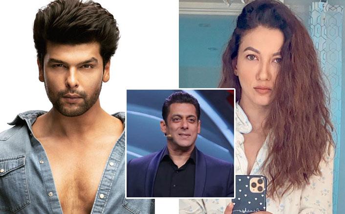 Bigg Boss 14: Salman Khan WARNED Gauahar Khan About Kushal Tandon?