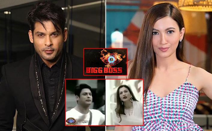 Bigg Boss 14: Sidharth Shukla & Gauahar Khan Get Into A 'Toofani' Fight On Day 1!