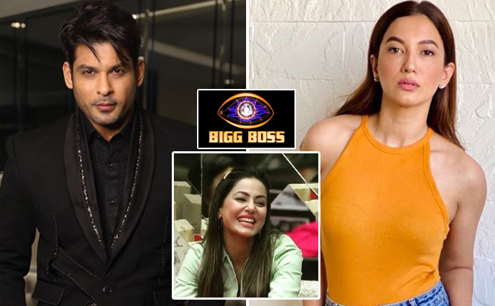 Bigg Boss 14: Toofani Senior Sidharth Shukla Upsets Gauahar Khan During A Task; Hina Khan Enjoys The Show
