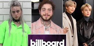 Billboards Music Awards 2020: Billie Eilish, Post Malone & BTS Win BIG - COMPLETE List!