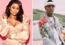 Blac Chyna Walks Out Of An Interview After She Was Asked About Soulja Boy