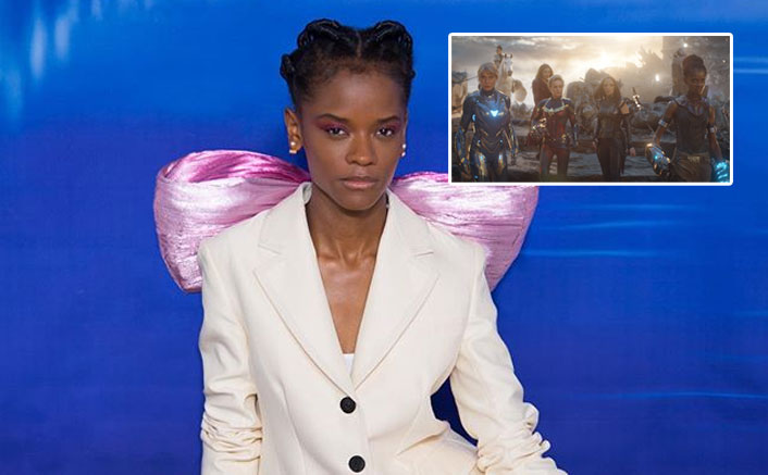 "Black Panther Star Letitia Wright AKA Shuri On All-Female Avengers Movie: ""It's Only A Matter Of Time...""(Pic credit: Instagram/letitiawright, still from avengers endgame)"