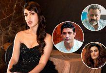Bollywood stars celebrate as Rhea gets bail