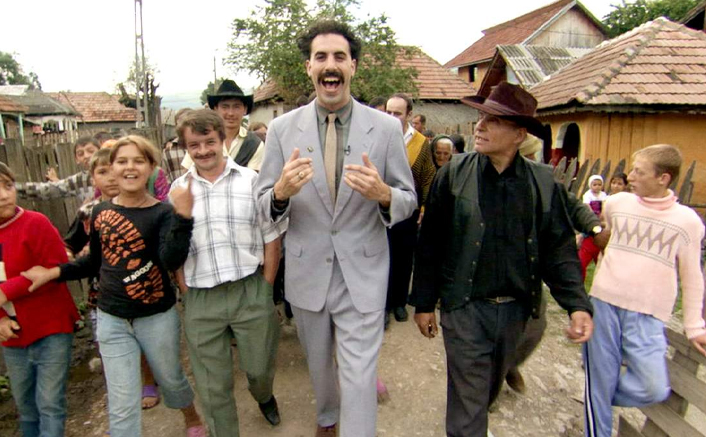 Borat 2 Movie Review: Sacha Baron Cohen Manages To Match The Crazy/Minute With Poignance/Minute