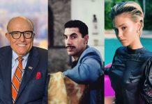 Borat Sequel: Sacha Baron Cohen REACTS On Donald Trump's Attorney Rudy Guiliani's 'Bed' Scene With Maria Bakalova