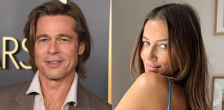 Brad Pitt & Nicole Poturalski Call It Quits Post 3 Months Of Steamy Romance?