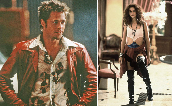 Brad Pitt's 'Fight Club' Jacket, Julia Roberts' 'Pretty Woman' Shoes Could Soon Be Yours!(Pic credit: Movie Stills)