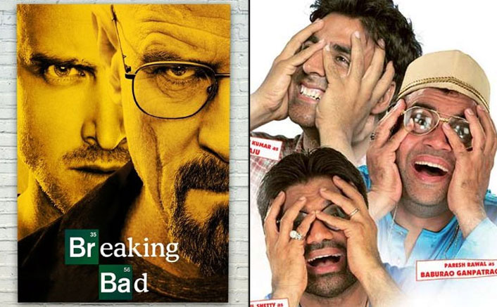 Breaking Bad X Phir Hera Pheri Hilarious Crossover: '25 Din Scheme' Ft. Walter White Is More Hilarious Than It Should Be!