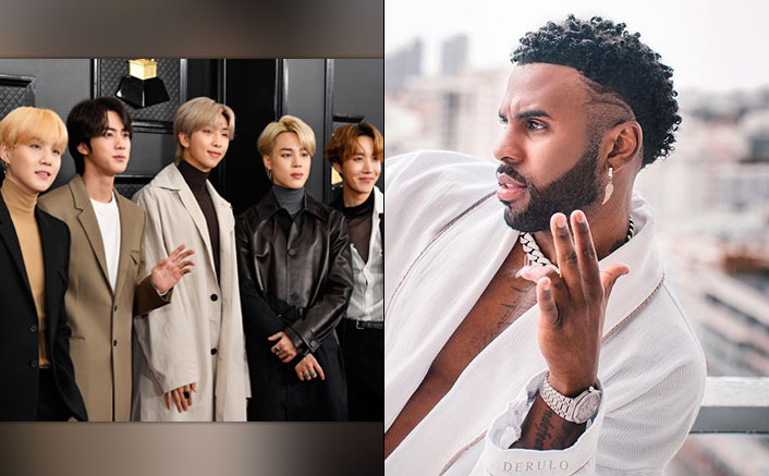 "BTS Army ANNOYED At Jason Derulo Over Savage Love Remix: ""You've Been Irrelevant For 10 Years"""